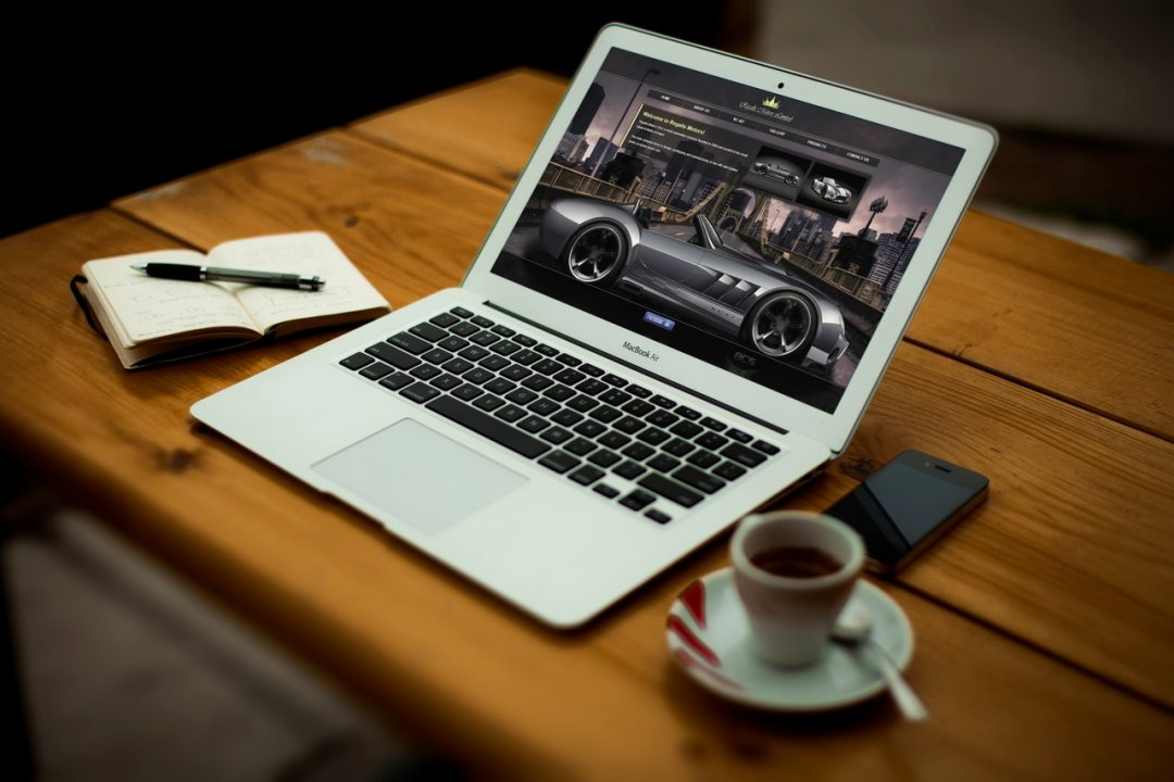 Regalis Motors – Website